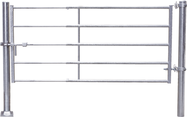 Tor leicht (5/6), Montagelänge 495 - 595 cm