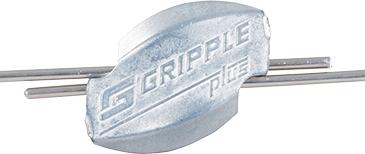 20 Stk. Gripple Verbinder für Stahldraht 2,00 - 3,25 mm
