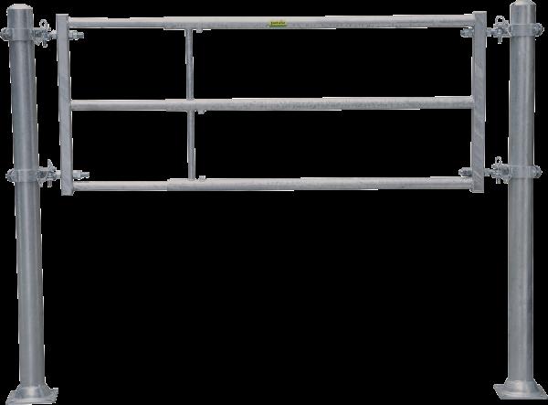 Abtrennung T3 (170/270) Montagelänge 1,50 - 2,50 m