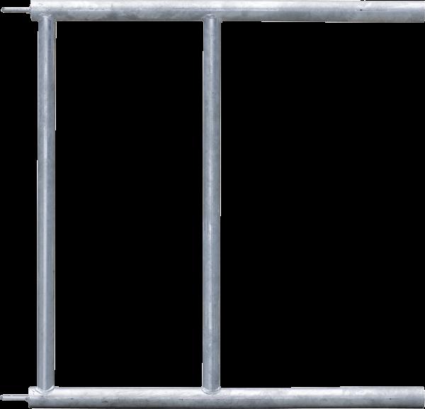 Personenschlupf für Fressgitter, Bausatz