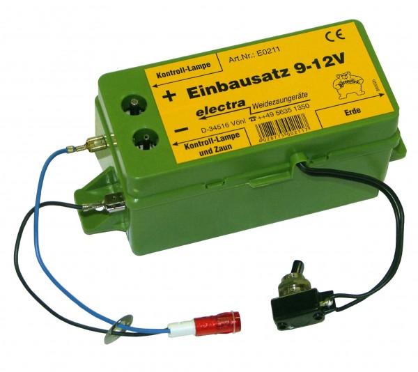 Reparatur-Einbausatz 9 - 12 V