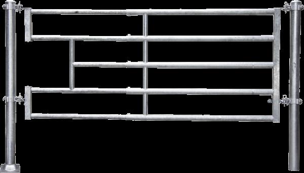 Abtrennung R5 (1/2) Becken, Montagelänge 170 - 270 cm
