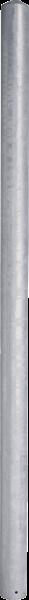 Pfosten 76 mm, Länge 1,95 m, Edelstahl