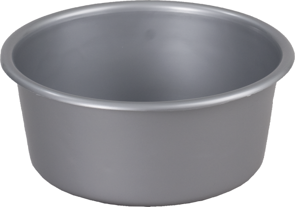Futterschale Kunststoff, 8 Liter, D = 28 cm