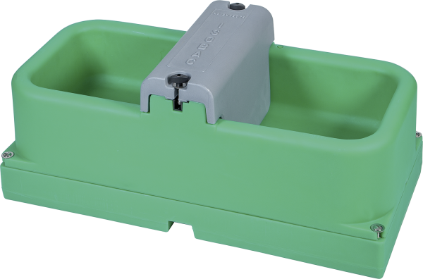 Heizbare Schwimmerventil-Tränke Mod. Isobac, 100 W