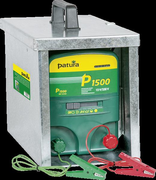 Geschlossene Tragebox Compact, feuerverzinkt, passend für P1500 - P3500 und P1 - P4