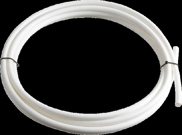 5 Meter Kunststoff-Isolierschlauch, transparent, für Seile bis 6 mm