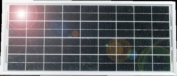 15 W Solarmodul