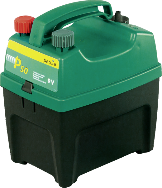 Patura P50, Weidezaungerät für 9 V Batterie