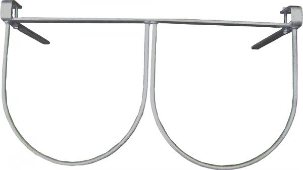 Eimerhalter d= 280 mm, doppelt, pass. für Panel und Horden