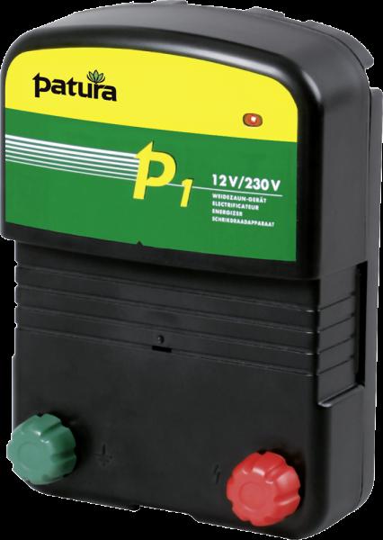 Patura P1, Kombi-Weidezaungerät 230V/12V