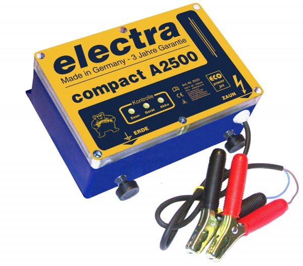 compact A2500, Weidzaungerät für 12 V