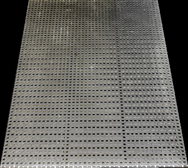 Gitterrost-Boden für Kälber-Auto Maxi hinten, gekörnter Boden,