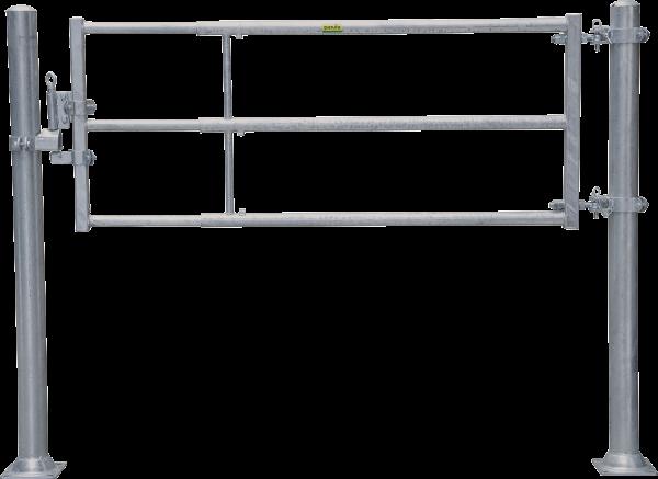 Tor TS3 (250/420) mit Schnellverschluss, Montagelänge 2,30 - 4,00 m