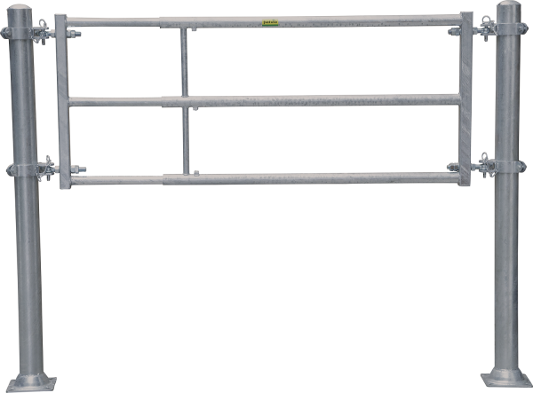 Abtrennung T3 (250/420) Montagelänge 2,30 - 4,00 m