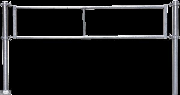 Abtrennung R2 (250/420), Montagelänge 230 - 400 cm