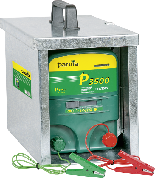 Patura P3500 mit geschlossener Tragebox Compact
