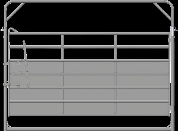 Schwingtor Plus, Länge 3,18 m, Höhe 2,45 m