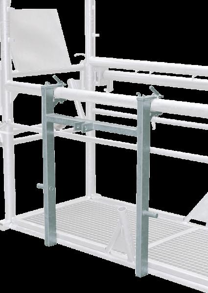 Dreipunkt-Anbaubock für Klauenpflegestand Profi