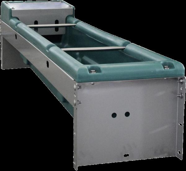 Trogtränke Mod. 5900 für Wandbefestigung Kunststofftränkewanne, ca. 130 ltr.