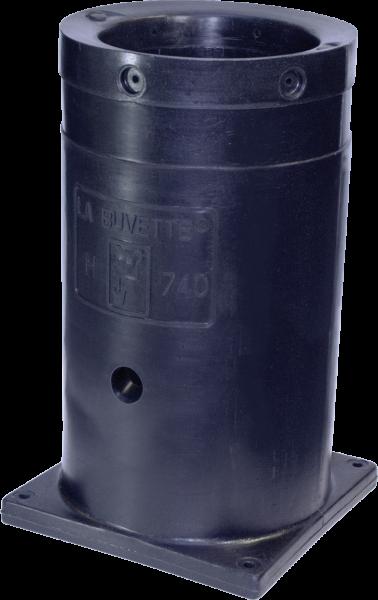 PE-Standrohr 74 cm, La Buvette