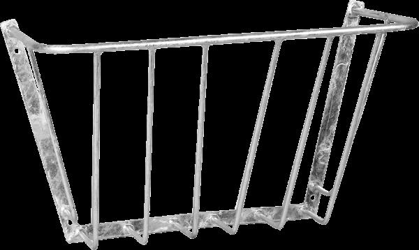 Wandheuraufe klein, Breite 59 cm, verzinkt