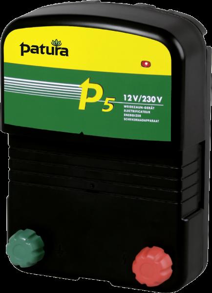 Patura P5, Kombi-Weidezaungerät 230V/12V