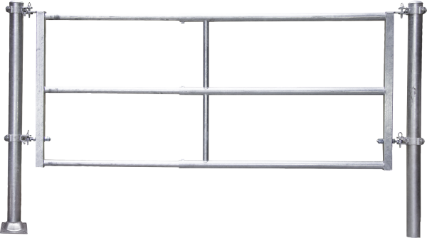 Abtrennung R3 (3/4), Montagelänge 275 - 385 cm