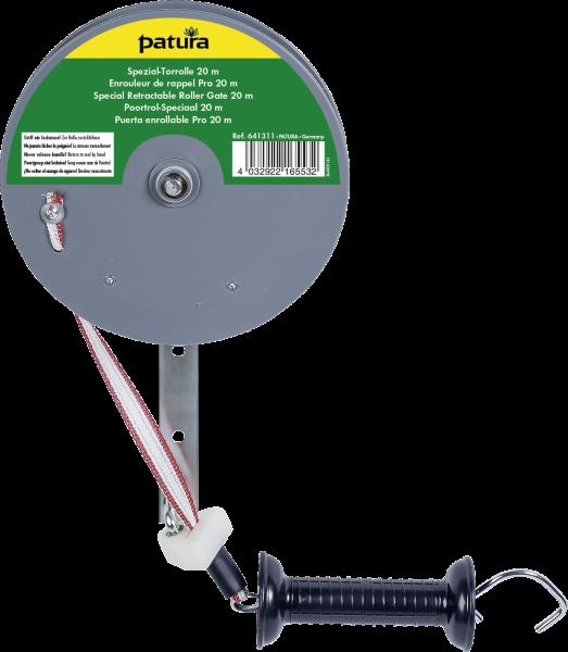 Spezial-Torrolle 10 m, mit Breitband 20 mm