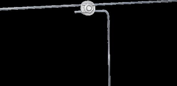 5 Stk. Drahtverbindungsschraube, verzinkt, zur Verbindung mehrerer Drähte