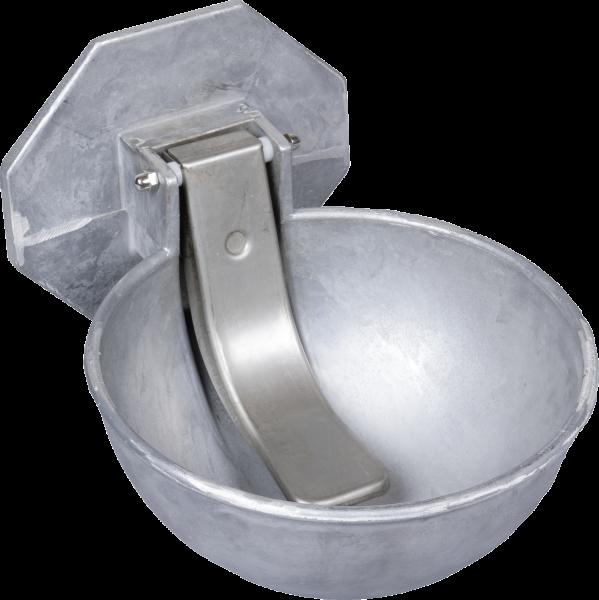 Aluminium Anbau-Tränkebecken Compact für Weidefässer