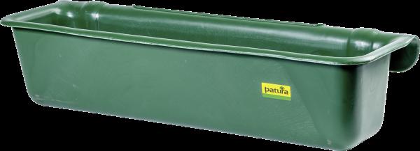 Kunststoff-Langtrog, 42 Liter, zum Einhängen