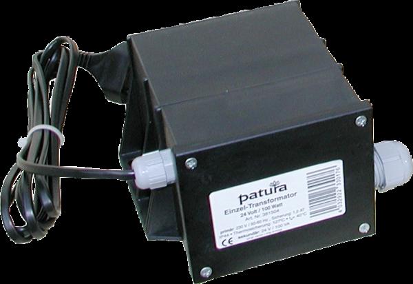 Einzel-Transformator 24 V, 100 W