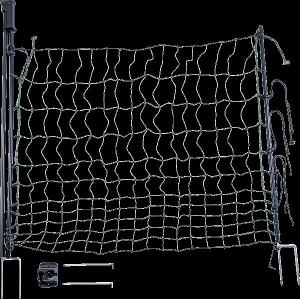 Tor für Elektrozaunnetze, Höhe 112 cm, Breite 1,2 m
