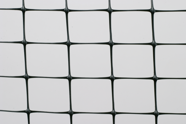 Vogelschutznetz, Maschenweite 24 x 17 mm, Höhe 4,60 m, Preis pro m Länge