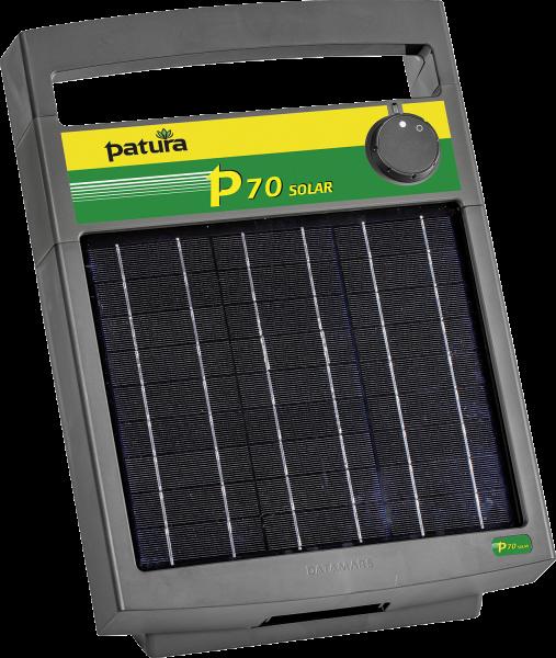 P70 Solar, Weidezaungerät