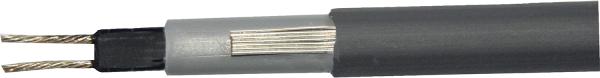 Selbstregulierendes Heizkabel, 230V, Preis pro Meter
