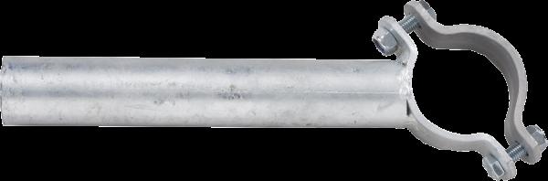 Einschub Schelle 102 mm einfach