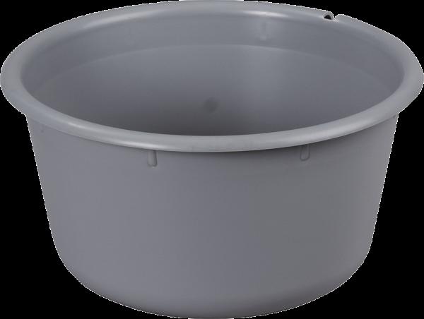 Futterschale Kunststoff, 5 Liter, D = 28 cm