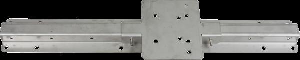 Tragschiene für Suevia Tränkebecken, 75 x 17 x 4