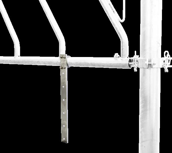 """1 Stk. Barrenwandhalter für Rohr 60,3 mm (2"""")"""