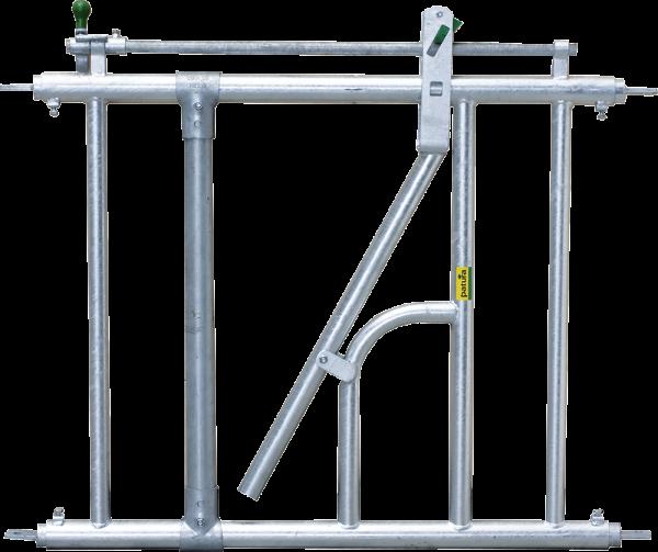 Selbstfangfreßgitter SV1/1,3 für Deckbullen, 1 Fressplatz, Nennlänge 130 cm