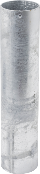 Einbauhülse 76 mm, Länge 40 cm