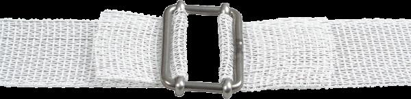 5 Stk. Bandverbinder 40 mm, Edelstahl, für Breitband 30 - 40 mm