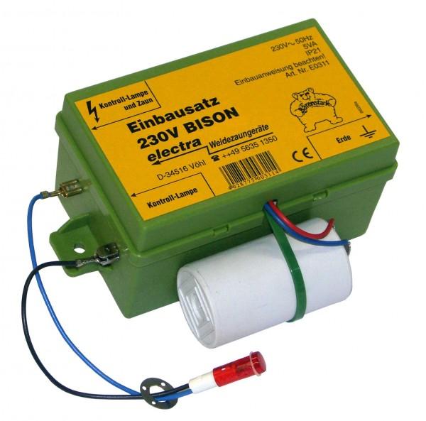 Reparatur-Einbausatz 230V BISON