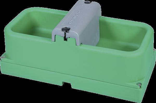 Heizbare Schwimmerventil-Tränke Mod. Isobac, 160 Watt