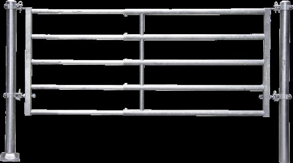 Abtrennung R5 (5/6), Montagelänge 475 - 585 cm
