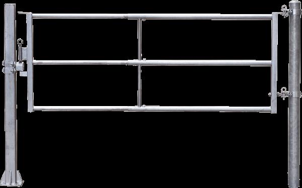Tor TS3 (170/270) mit Schnellverschluss, Montagelänge 1,50 - 2,50 m