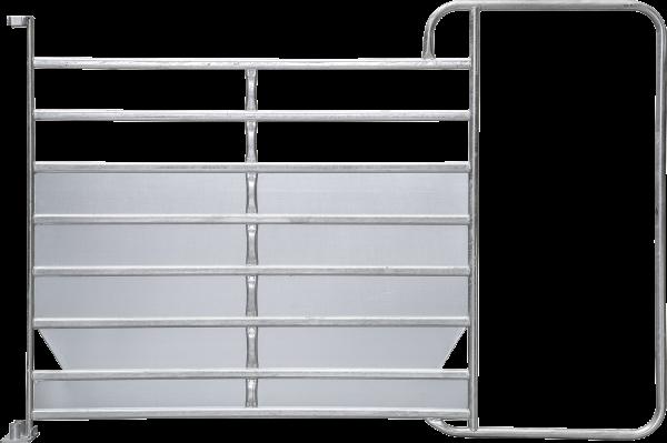 Panel mit Rahmen Plus, Länge 3,05 m, Höhe 2,10 m