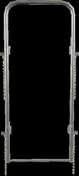 Rahmen für Treibgang, Breite 0,88 m, Höhe 2,05, lichte Durchgangsbreite 70 cm